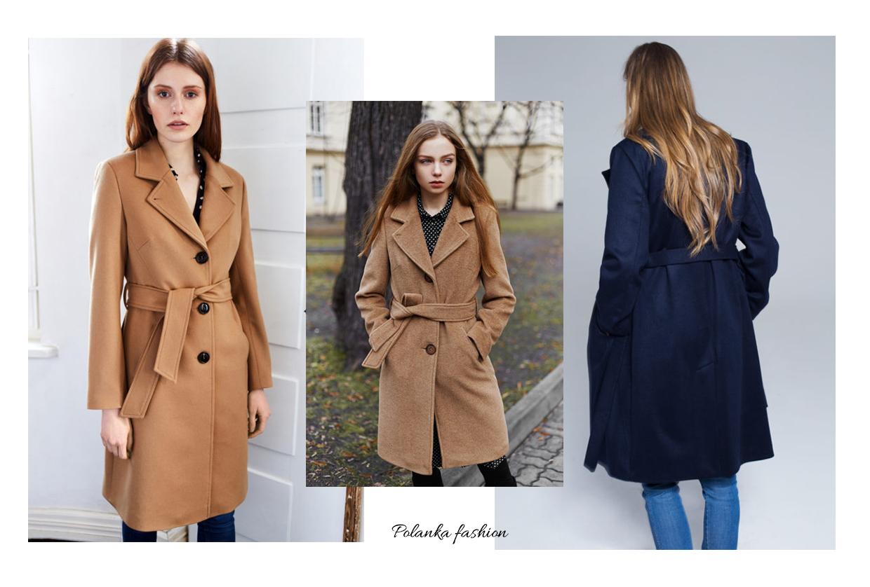 Gdzie kupić wełniany płaszcz z dobrym składem? jesieńzima 2018